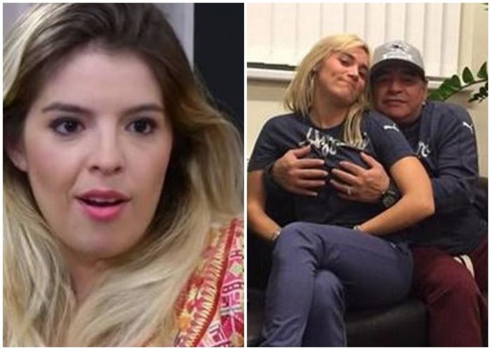 La Dalma Con Contó Verdad Su Se Hartó Y Maradona De Pelea Rocío OkPXZiu