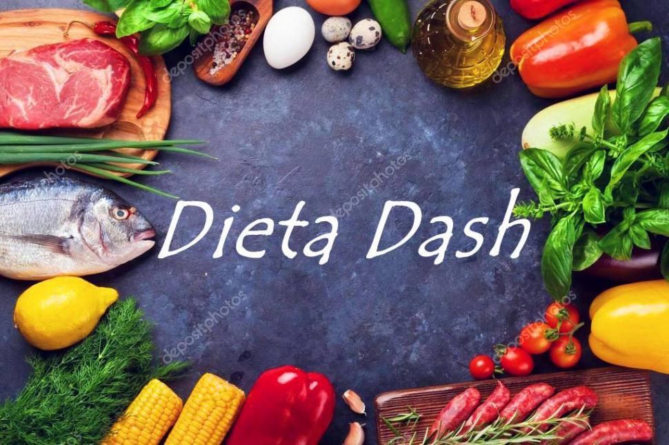 Plan de dieta dash