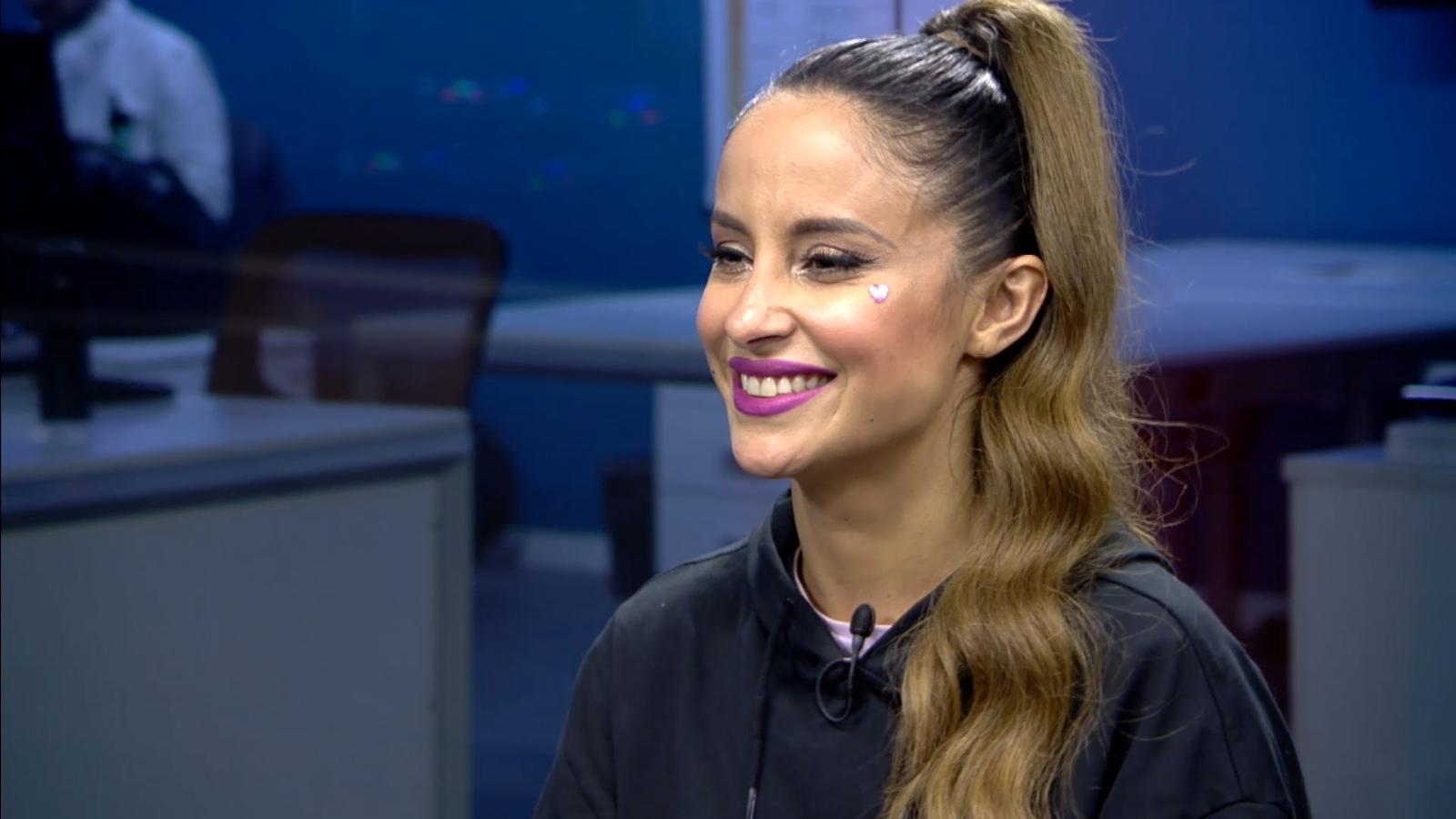 Lourdes Sánchez fue operada de urgencia: