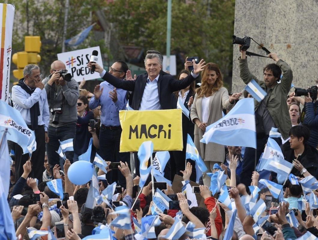 Política: Macri acusó al kirchnerismo de