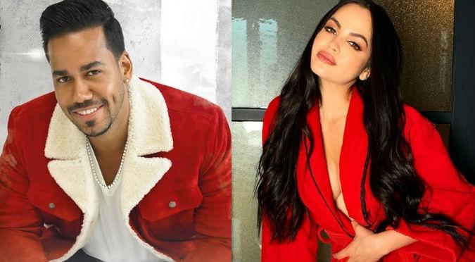 Natti Natasha y Romeo Santos cantan