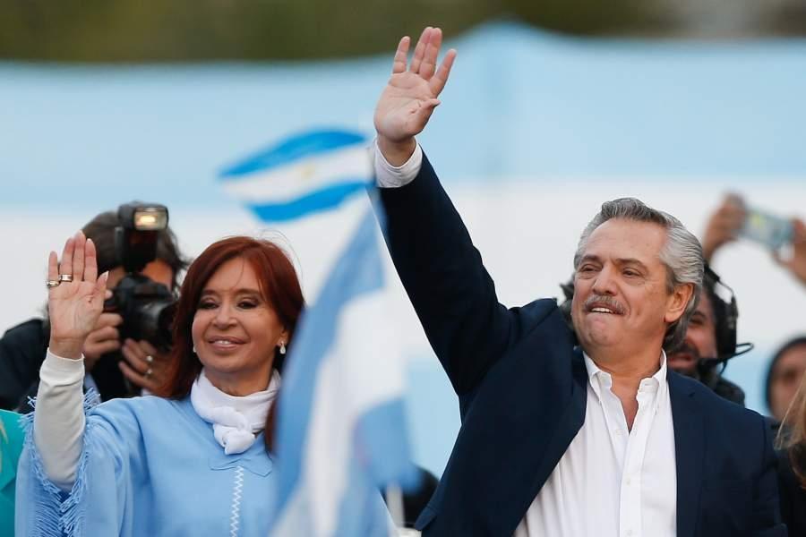 Alberto Fernández anunció que
