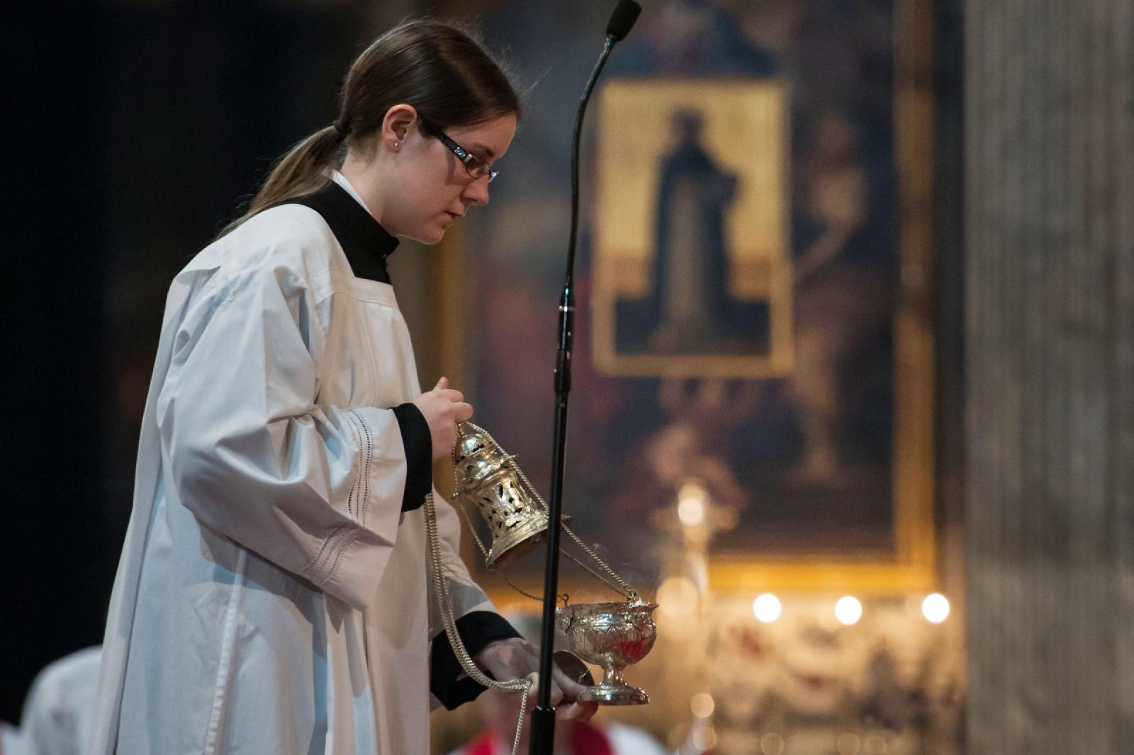 Una Iglesia De San Luis Prohibió La Presencia De Mujeres En