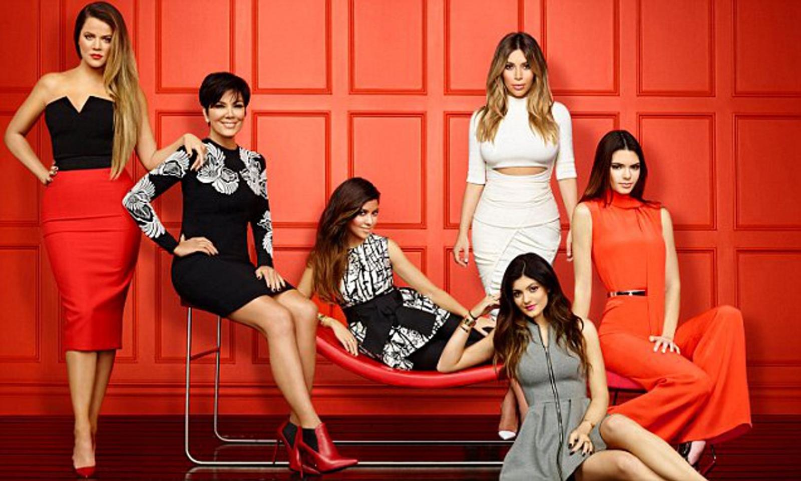 Kourtney Kardashian abandona el reality show 'Keeping Up With the Kardashians'