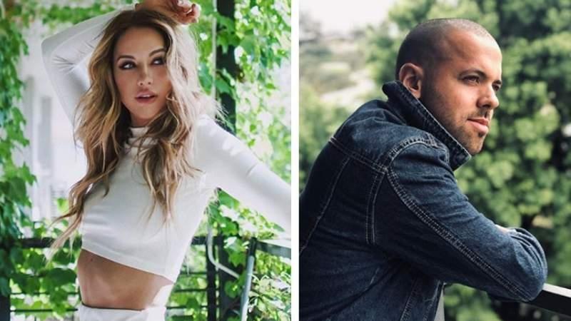 Vigna y Mati Napp infraganti a los besos: revelan el video
