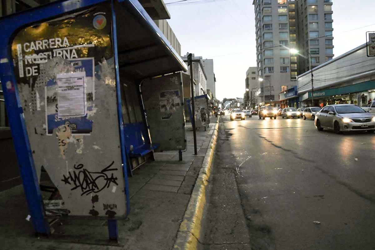 Paro de transporte deja por dos días sin colectivos a Ushuaia