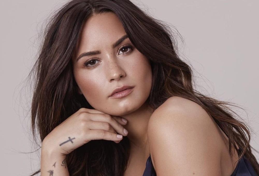 e99e341079cf Nuevo romance? Demi Lovato fantasea con una estrella de televisión ...