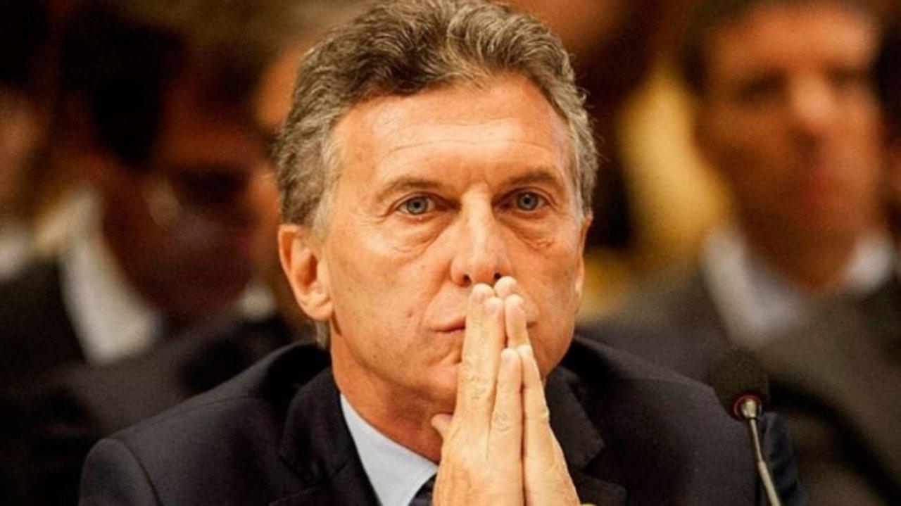 ELECCIONES PASO 2019: Macri escondido por el Gobierno en el cuarto ...