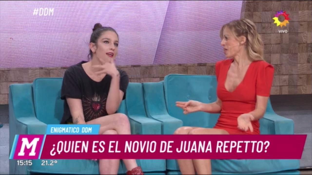 ¿Quién es el novio de Juana Repetto? ¡Una bomba!