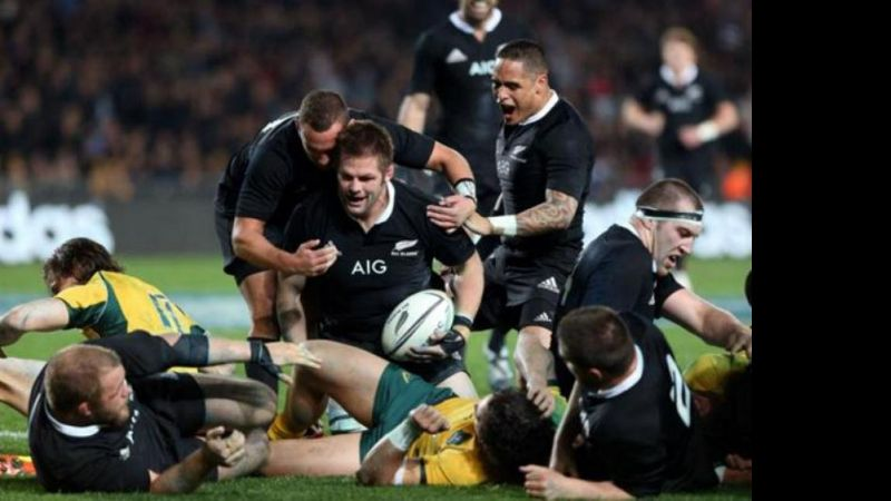 Los All Blacks golearon a los Wallabies en el Rugby Championship