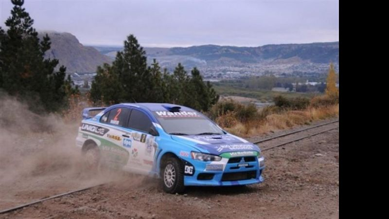 Se viene el Rally Argentino en Cutral Co