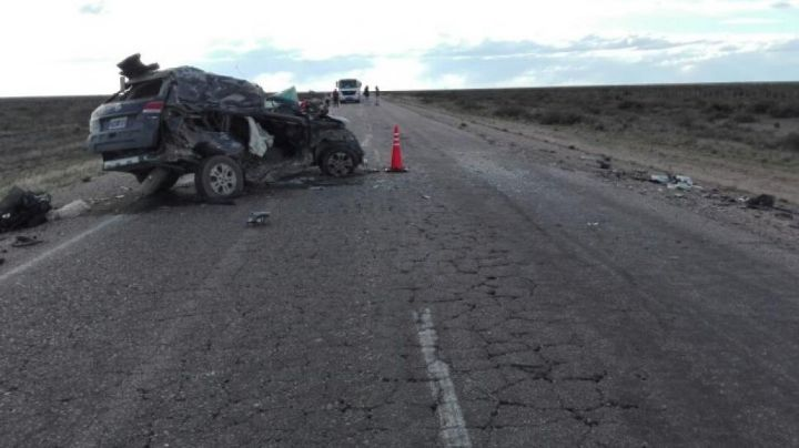 "Accidente fatal en el paraje ""El Solito"" : Una fallecida"