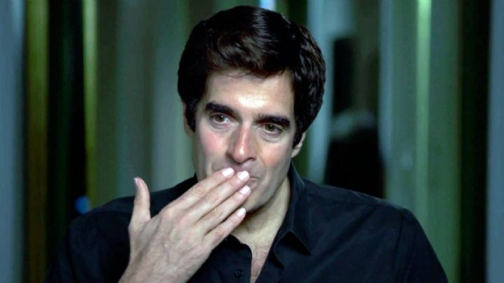 David Copperfield acusado de violar a una menor de edad