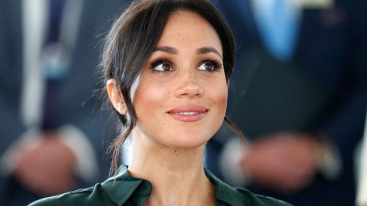 Meghan Markle, la duquesa de Sussex, y su descarada minifalda en Instagram