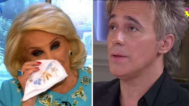 El terrible relato de Cae que conmocionó a Mirtha Legrand. VIDEO