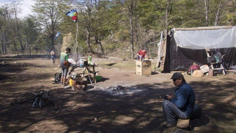 Ordenan desalojar a mapuches y crece la incertidumbre