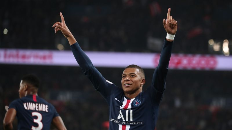 La batalla entre Real Madrid y Paris Saint Germain por Mbappé