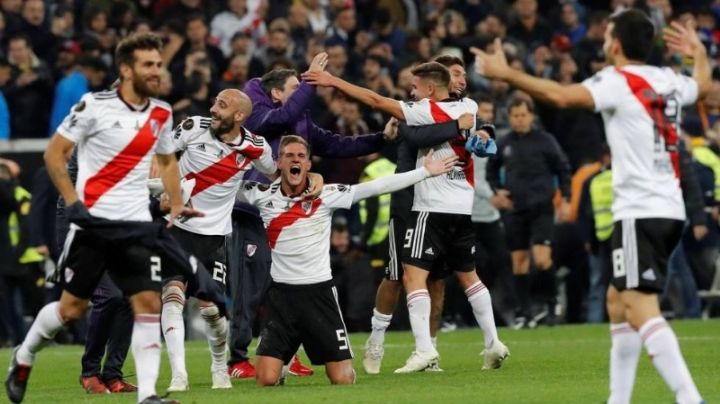 River sigue en la vanguardia mundial