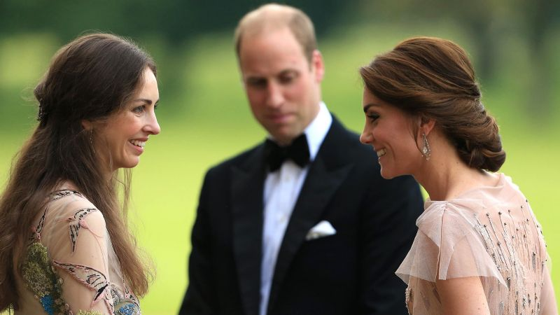 El matrimonio del príncipe William y Kate Middleton corre peligro ¿Infiel?