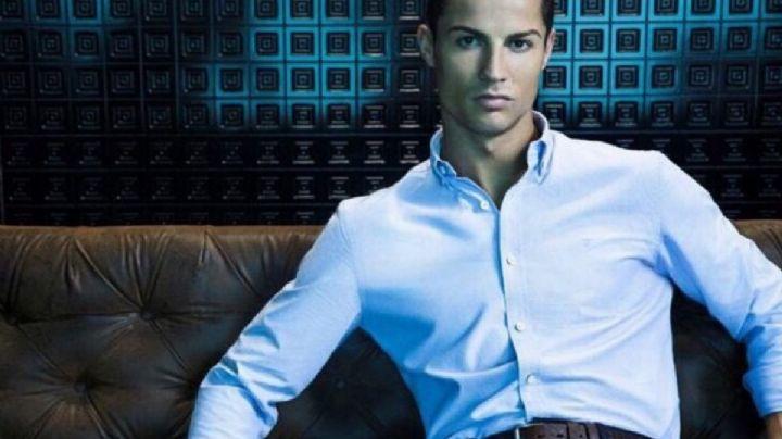 5f37a7465 Cristiano Ronaldo mostró su cuerpo y calentó Instagram