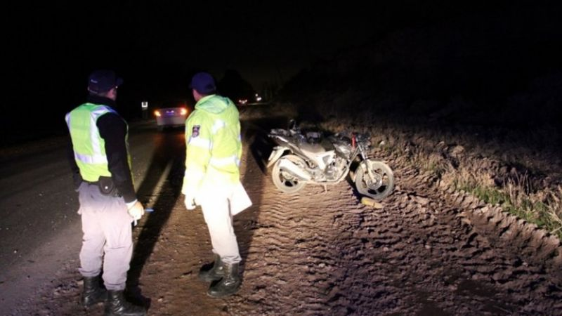Grave accidente en Centenario