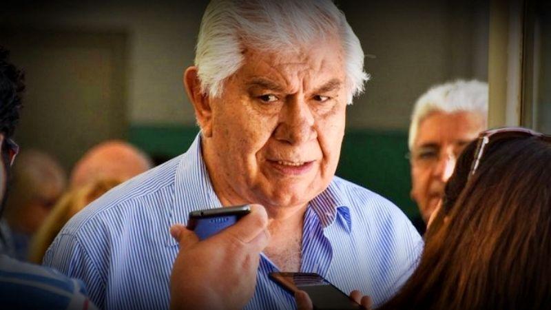 """Neuquén no va a aceptar nunca�:  El ""aviso� de Guillermo Pereyra"