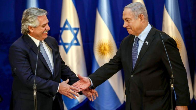 Alberto Fernández volvió de Israel y el miércoles viaja a Europa