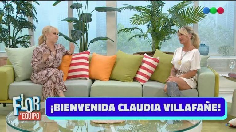 """Rocío Oliva se diferenció de la interna que mantiene la familia Maradona y negó hablar con Claudia Villafañe: """"Hice lo que tenía que hacer"""""""