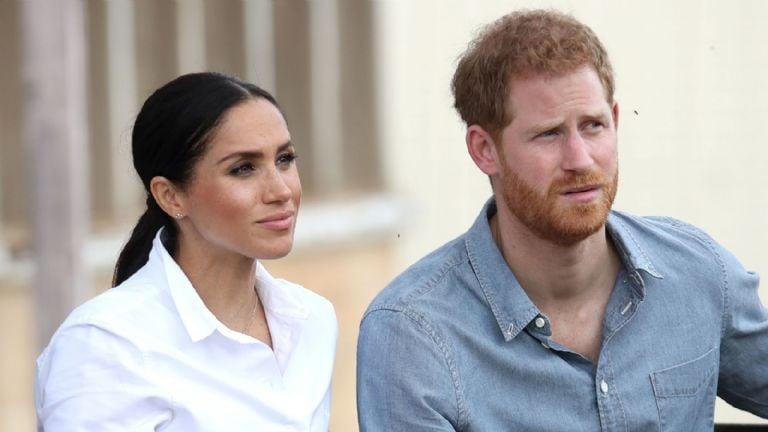 El duque de Sussex, de vuelta al Reino Unido: