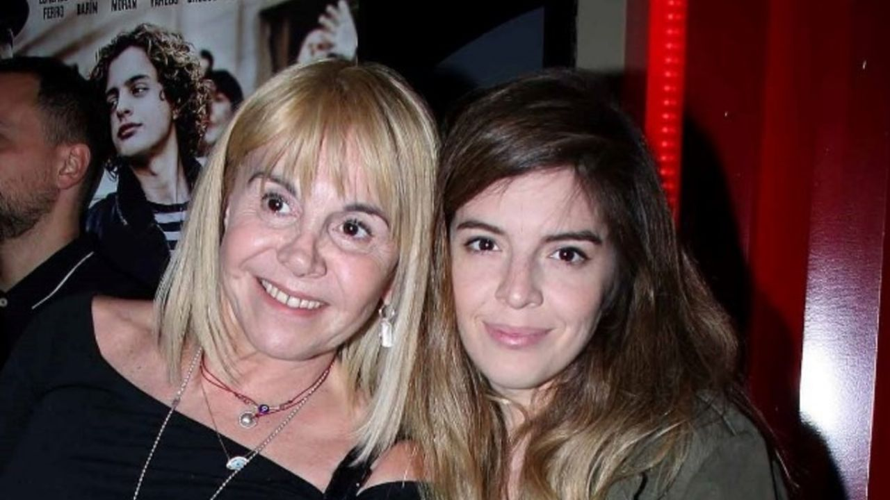 Dalma Maradona quiso defender a Claudia Villafañe, pero ...