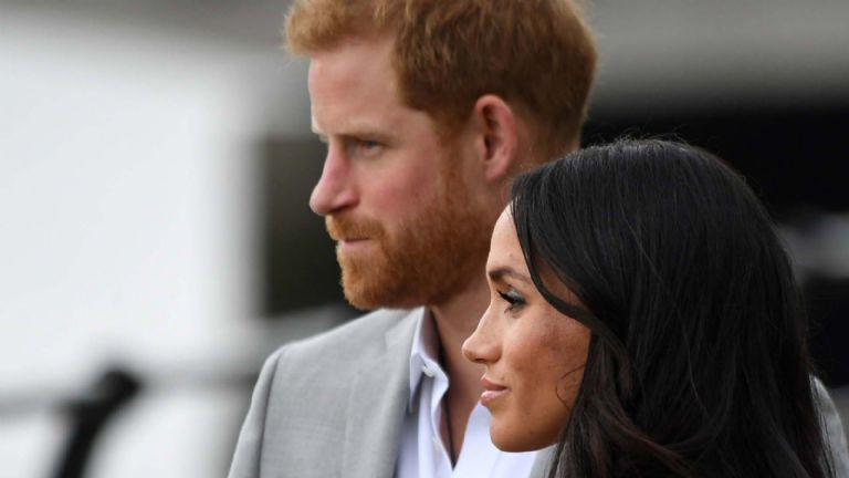 Actor de 'Scary Movie' revela complot contra Meghan Markle