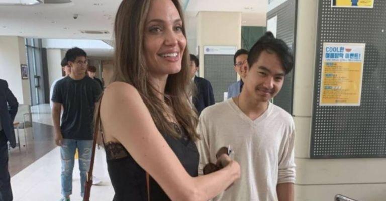 Angelina Jolie donará un millón de dólares para combatir la pandemia — Coronavirus