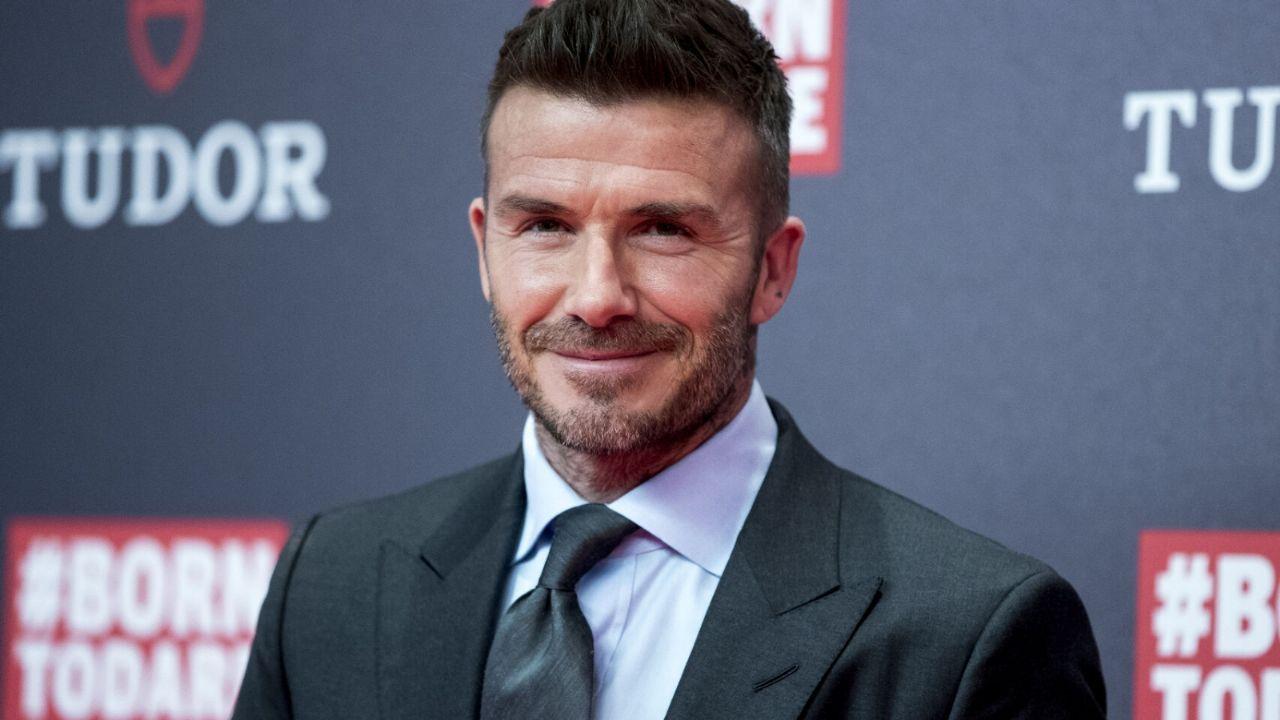 Frisur Beckham