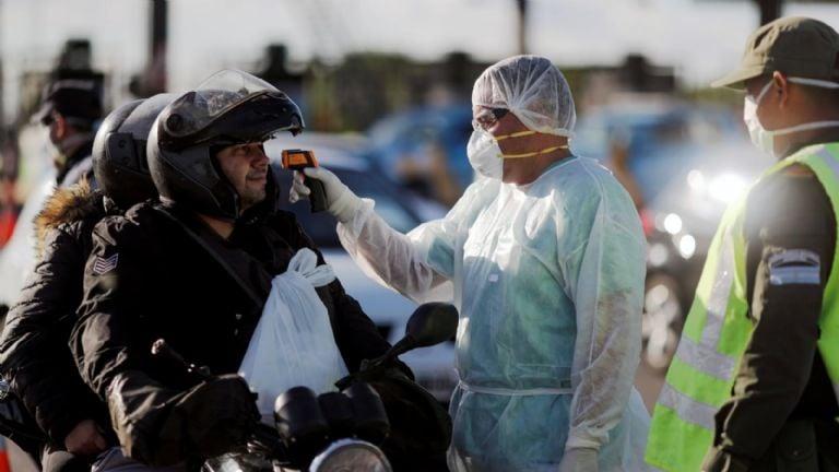 Son 1.256 los casos confirmados y 38 los fallecidos — Coronavirus