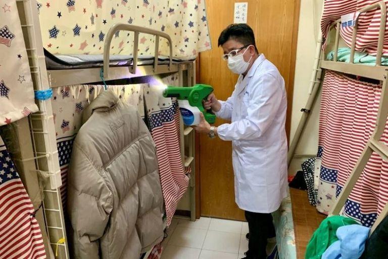 Aseguran que un potente desinfectante es capaz de liquidar al coronavirus
