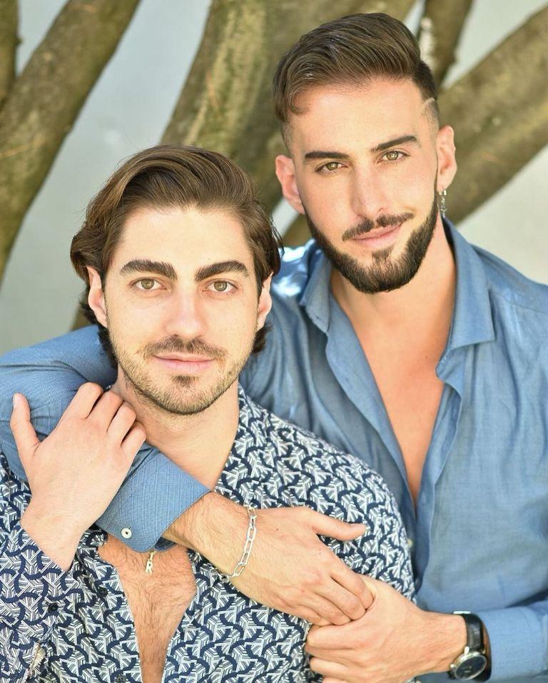 Roberto Carlo le pide matrimonio a su novio