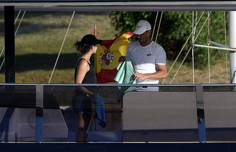 The Romantic Photos Of Xisca Perell And Rafael Nadal In Their New And Luxurious Catamaran Rokzfast
