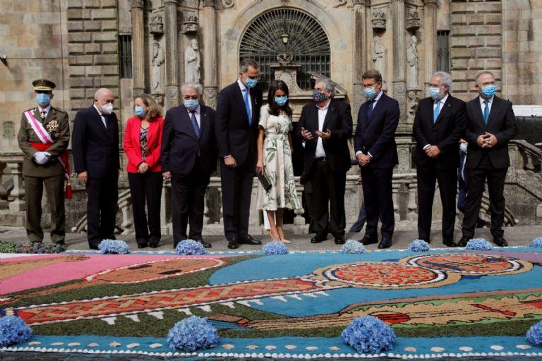Los Reyes visitan Gijón, nueve años después