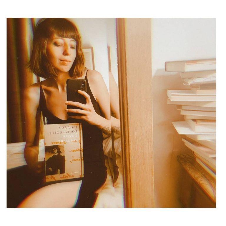 Florencia Kirchner realizó su descargo después que Instagram borró su imagen — Censurada