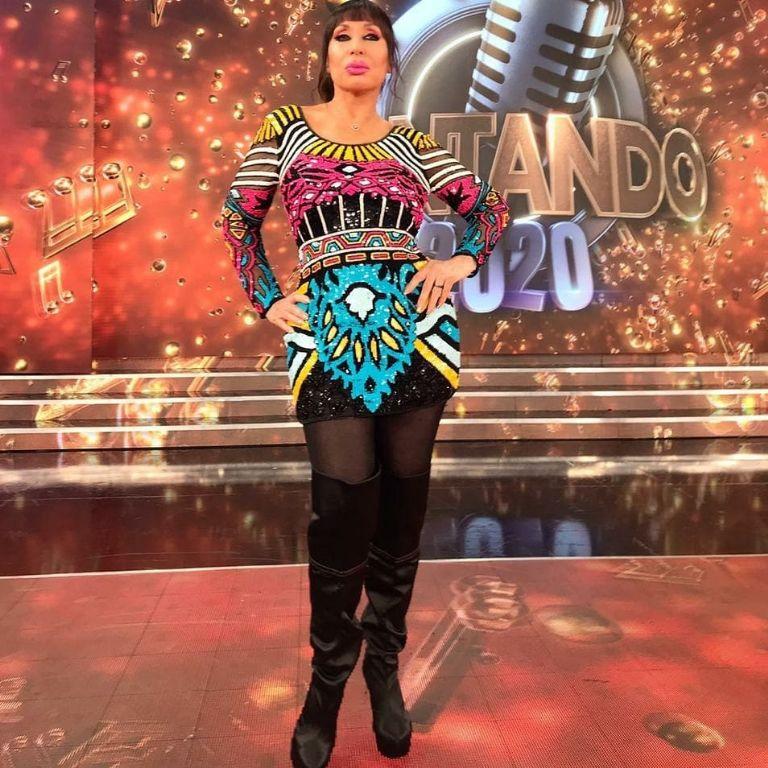 Nacha Guevara destruyó a Esmeralda Mitre y se enfrentaron en vivo