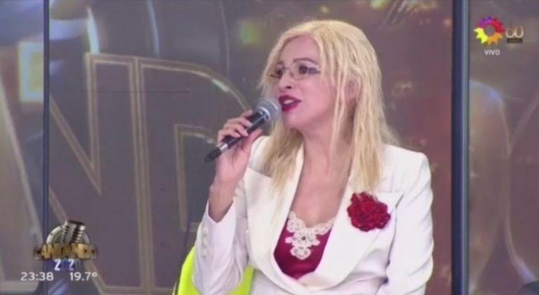 Moria se peleó con Laurita Fernández y amenazó con renunciar
