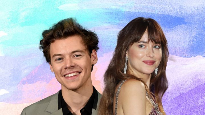Confirmadísimo: Harry Styles y Dakota Johnson estarán juntos en la producción del año
